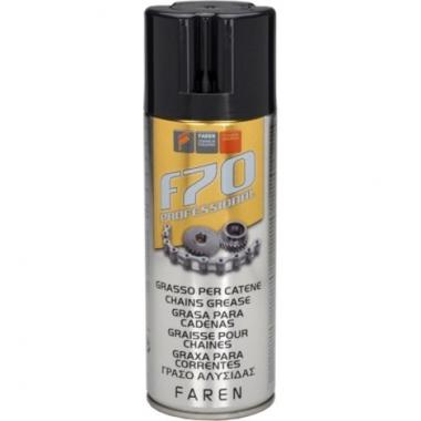 F70 grasso spray x catene  400 ml
