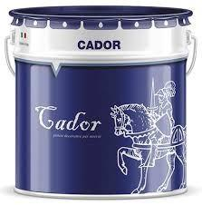 Cador 14 lt- mix604 ce062 idropittura decorativa supercoprente