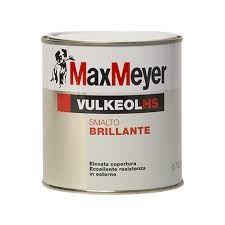 Smalto vulkeol lucido 713 ml base gialla