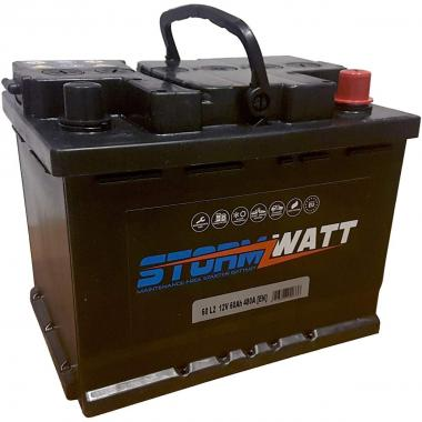 Batteria auto stormwatt 50ah l1 mm207x175x190