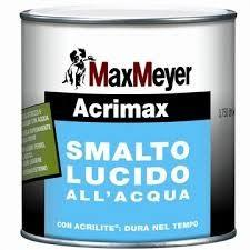 SMALTO ACRIMAX LUCIDO BASE NEUTRA 2,250 Lt