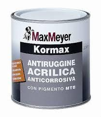 Antiruggine acrilica anticorrosiva kormax 750 ml