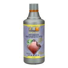Antimacchia per superfici in cotto idrocot 750 ml